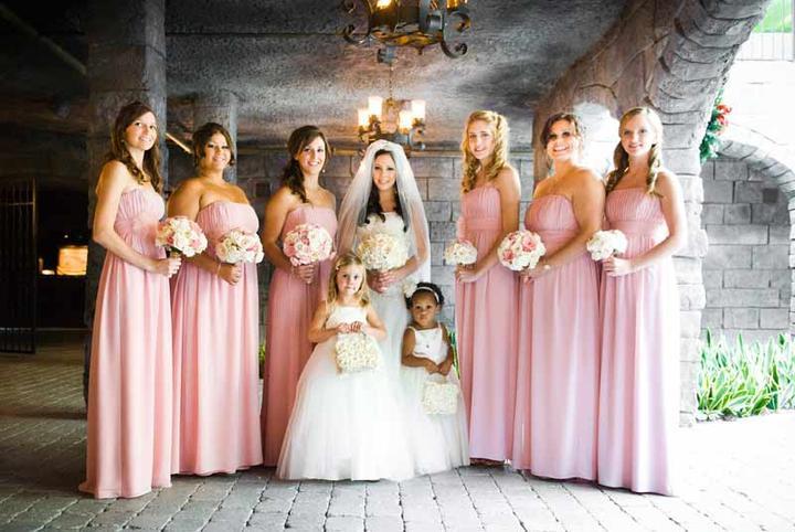 Wedding planning :-) - takto nejako aj s druzickami...nebude ich az tolko ale :-D