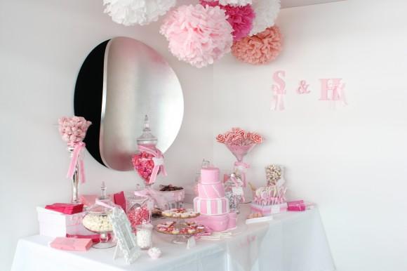 Wedding planning :-) - ....a taketo pom pomy budu visiet nad candy barom...