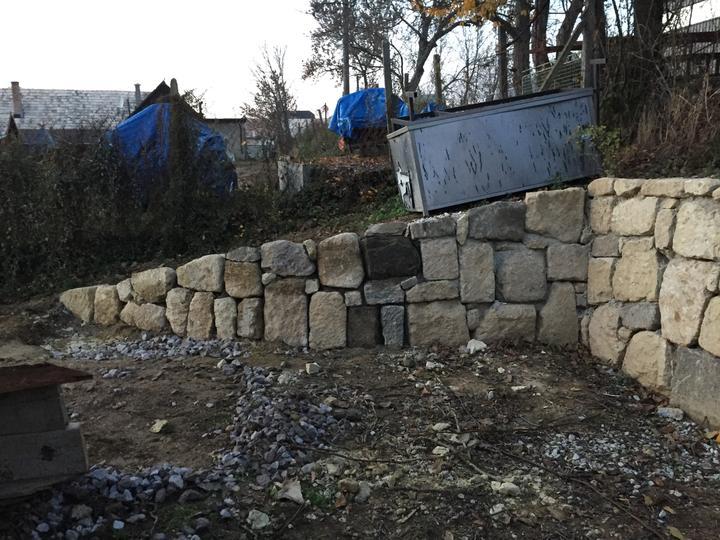 Nove ukoncenie oporneho muru