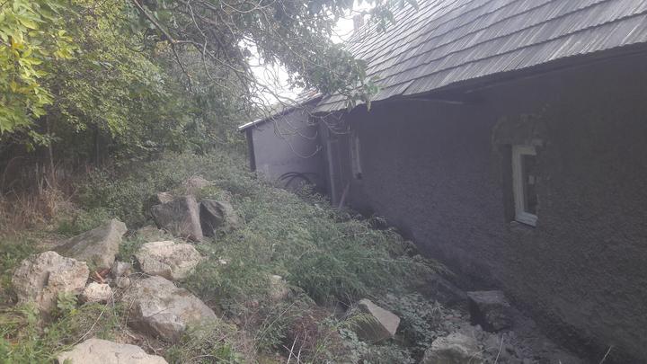 Povodny stav za domov