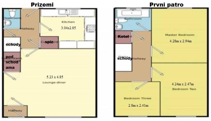 Prestavba domu a zahrady - Obrázek č. 3