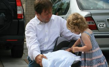6.8. 2014  Daniella uz se nemuze dockat, az se bude s Tomaskem honit.