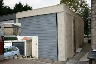 zari 2014  garaz jako nova, muzou si to vyfotit do katalogu