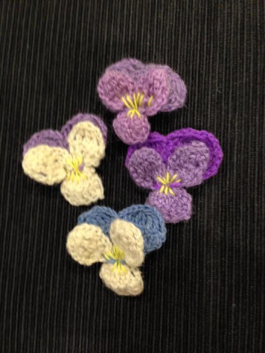 Háčkování a pletení - Obrázek č. 20