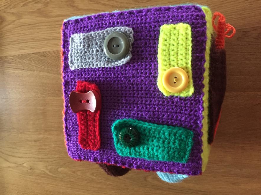 Háčkování a pletení - Obrázek č. 63