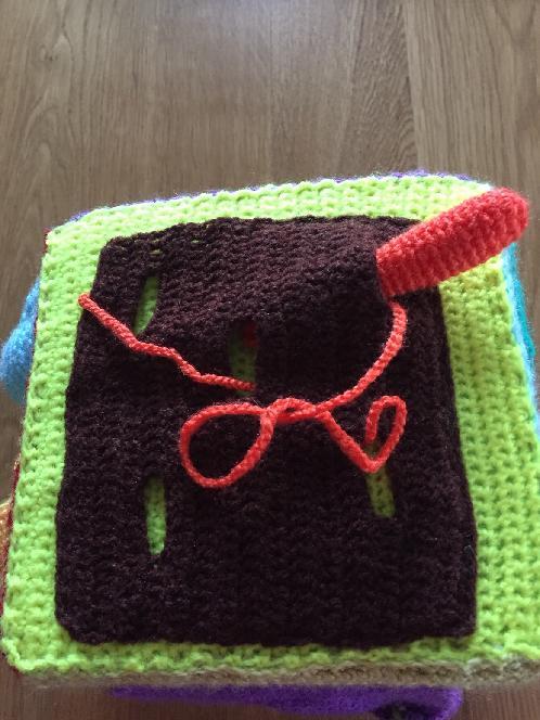 Háčkování a pletení - Obrázek č. 64