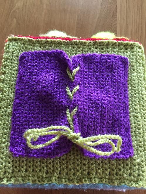Háčkování a pletení - Obrázek č. 65