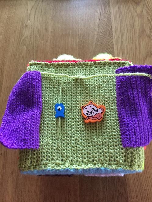 Háčkování a pletení - Obrázek č. 66
