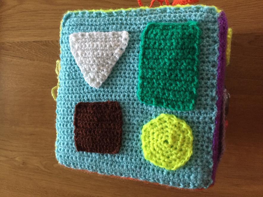 Háčkování a pletení - Obrázek č. 67