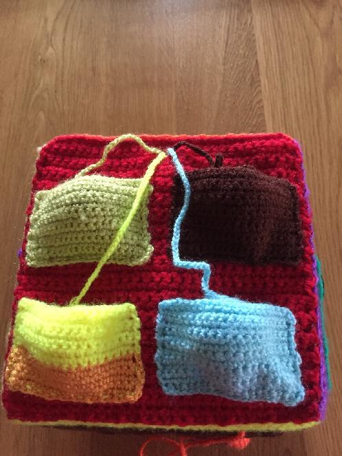 Háčkování a pletení - Obrázek č. 68