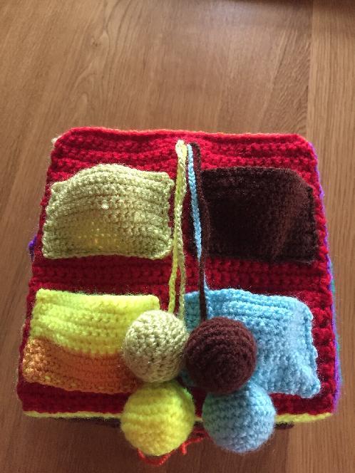 Háčkování a pletení - Obrázek č. 69