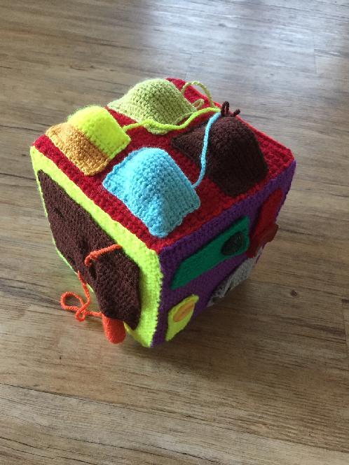Háčkování a pletení - Obrázek č. 70