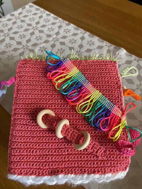 Háčkování a pletení - Obrázek č. 77