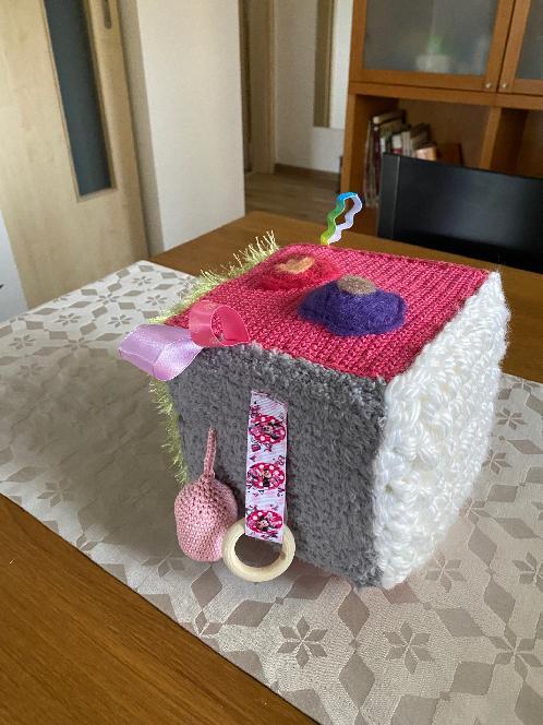 Háčkování a pletení - Obrázek č. 82
