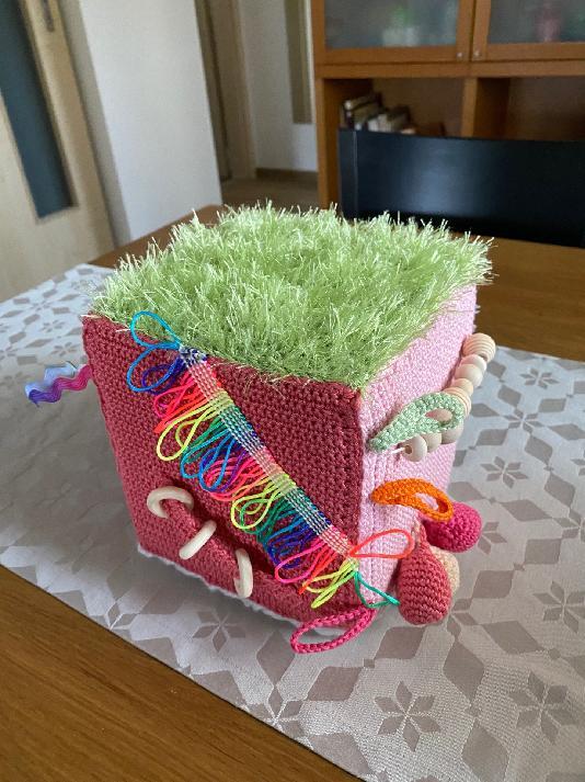 Háčkování a pletení - Obrázek č. 83
