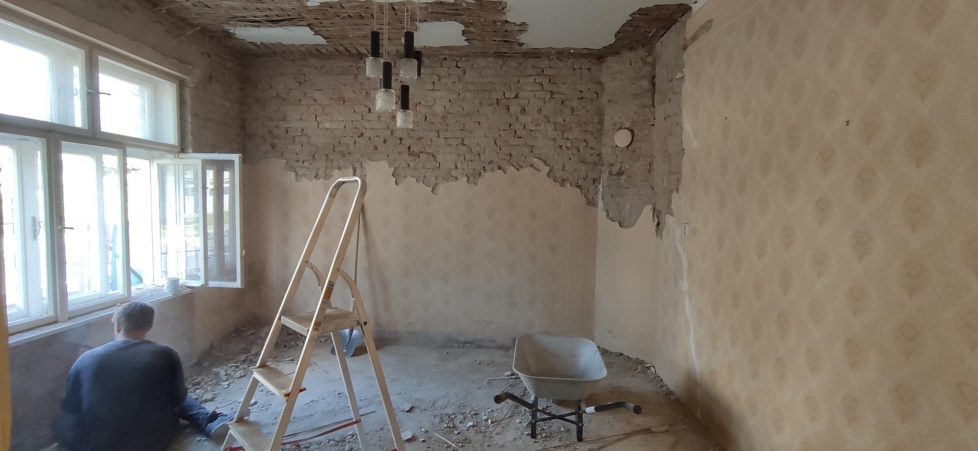 Rekonštrukcia a prístavba - Obrázok č. 38