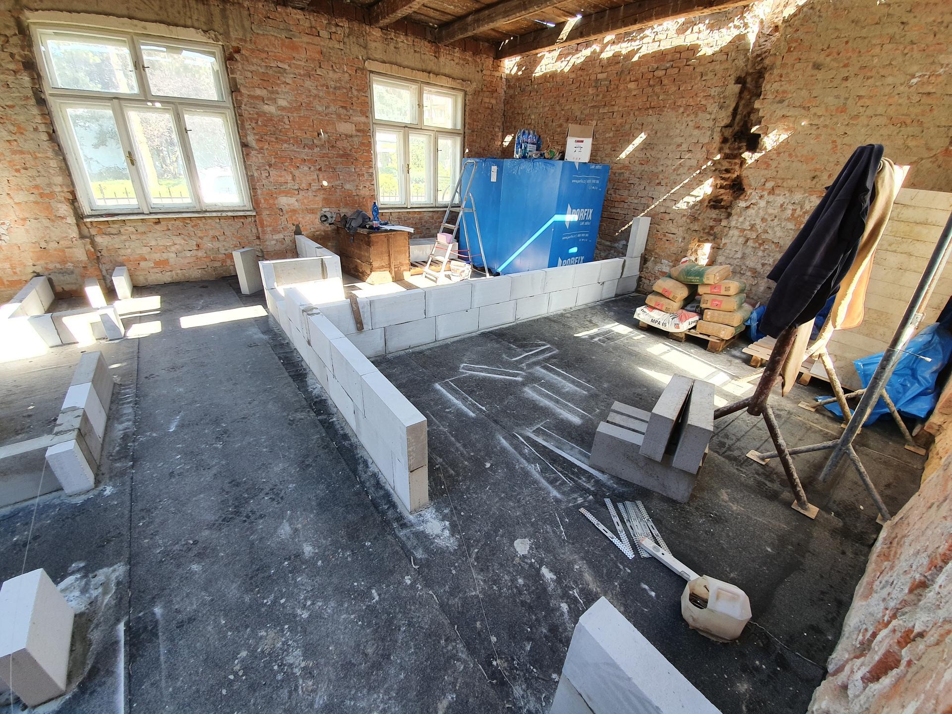 Rekonštrukcia a prístavba - Obrázok č. 74