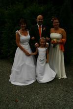 Vzácná návštěva, byla k nám unesena nevěsta :)