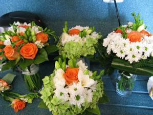 Všechny kytky pohromadě