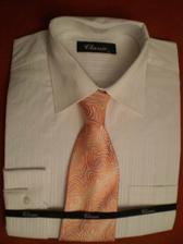 Krásná košile a kravata.