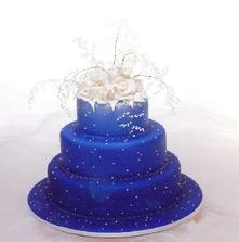 Tak táto torta vyzerá úplne fantasticky...:-)