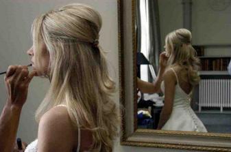 Zajímavě jednoduše udělané vlasy