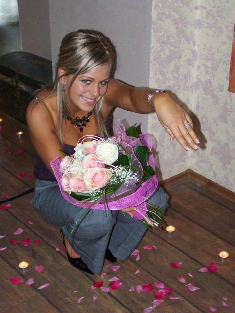 Martinka a Tonusik  13.06.2009 - ..a uz na ruke;o) NAJKRAJSIE MOMENTY!!!!