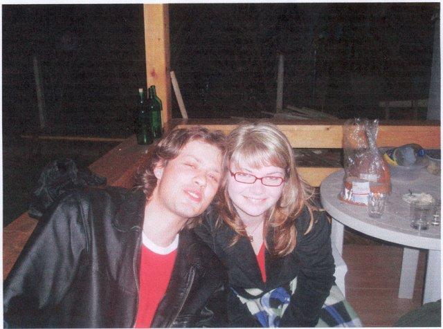 12.8.2006 - co uz mame - tak a to sme my dvaja....