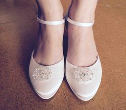 Mé nové botičky přímo dělané na míru :)