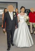Romantické svadobné šaty Natasha Azariy, 38