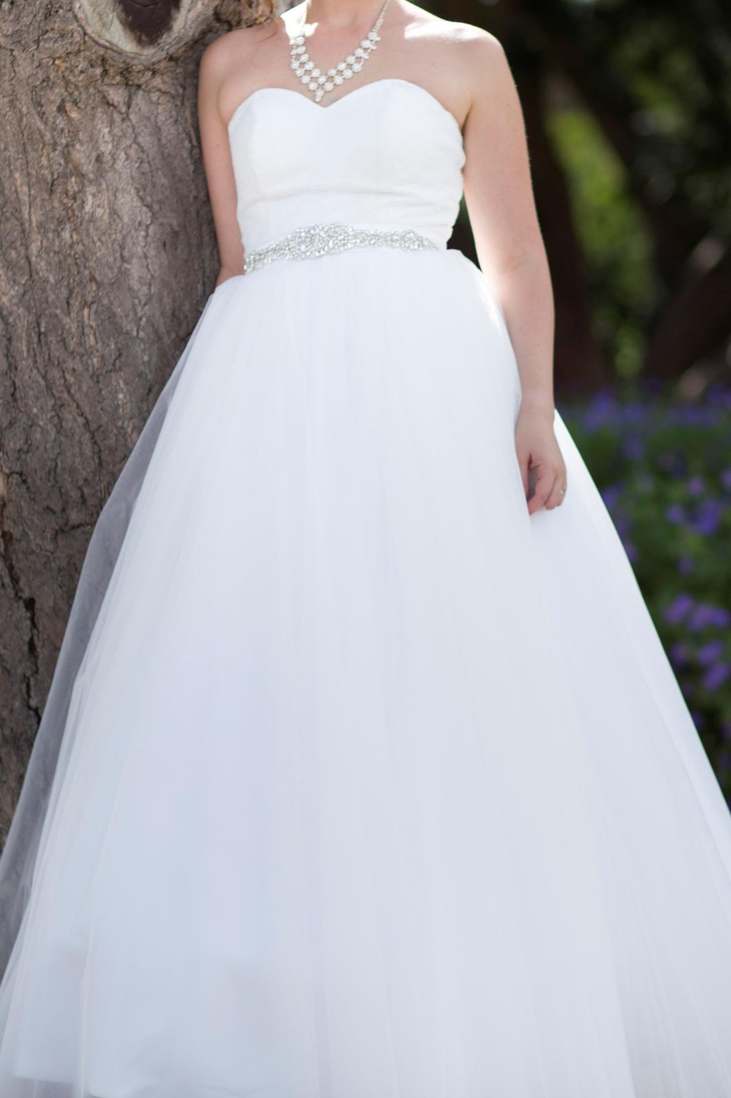 Svatební šaty, vel. 36 - Obrázek č. 1
