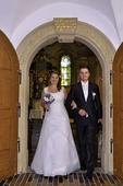 Svatební šaty Ivory, vel.44, 44