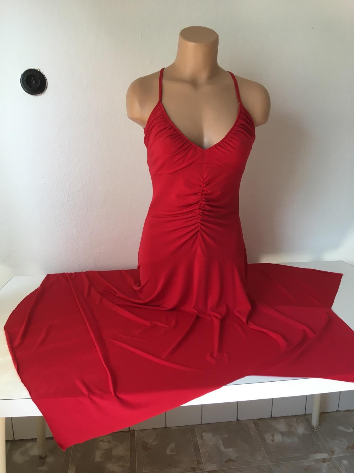 Dámske luxusné šaty - Obrázok č. 4