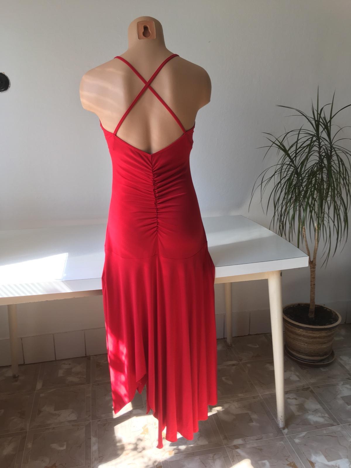 Dámske luxusné šaty - Obrázok č. 3