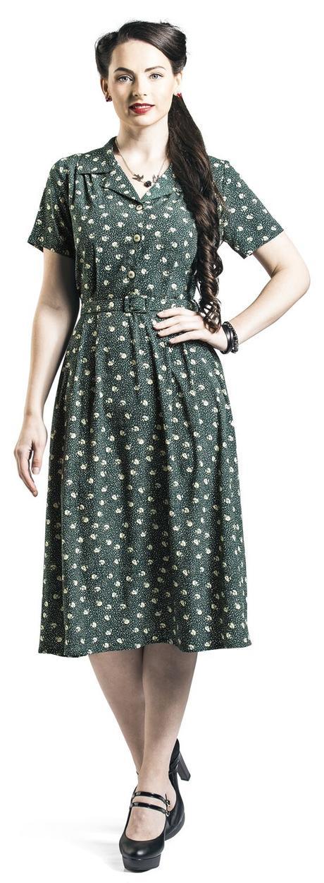 Retro dámske šaty - Obrázok č. 1