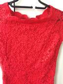 Dlouhé krajkové šaty Orsay, 34