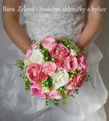 Svatební kytice - princess,