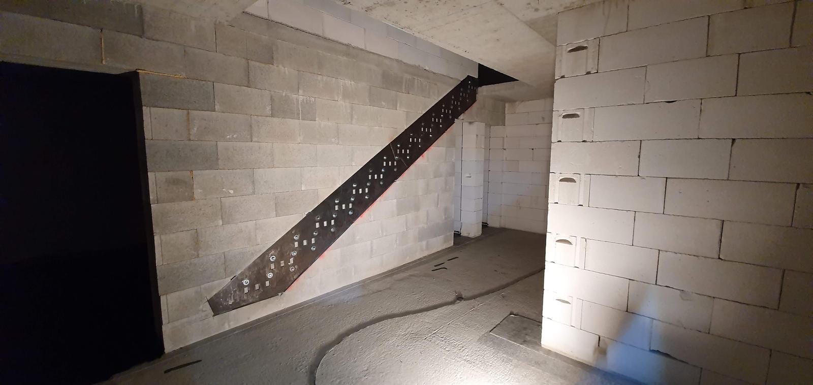 Konzolove schodisko (samonosne schody) - Obrázok č. 11