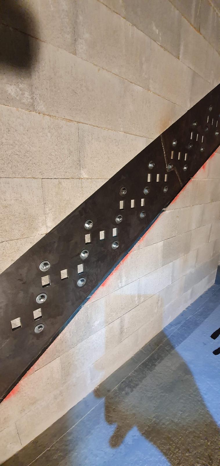 Konzolove schodisko (samonosne schody) - Obrázok č. 12