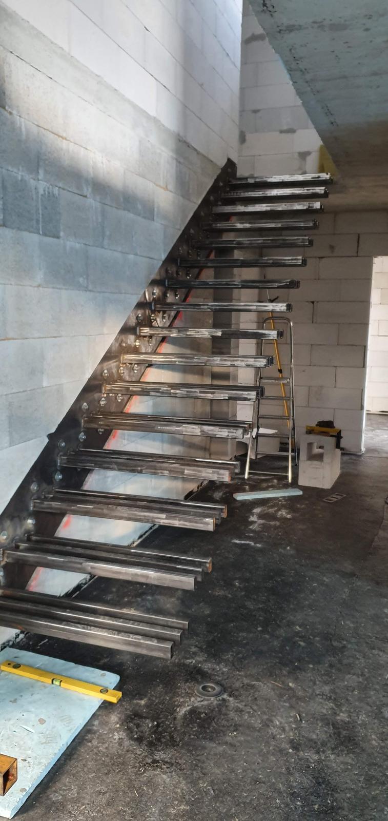 Konzolove schodisko (samonosne schody) - Obrázok č. 18