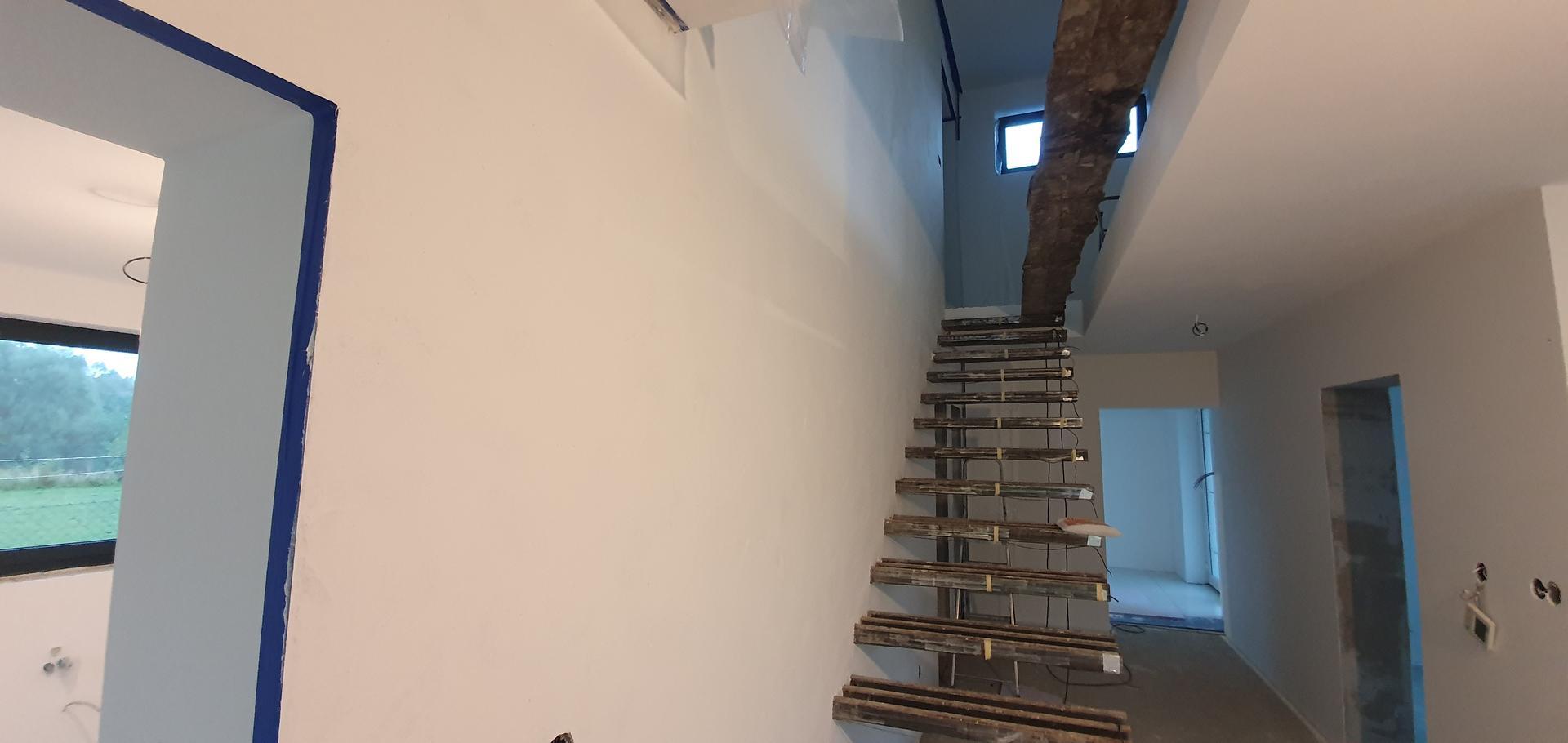 Konzolove schodisko (samonosne schody) - Obrázok č. 31