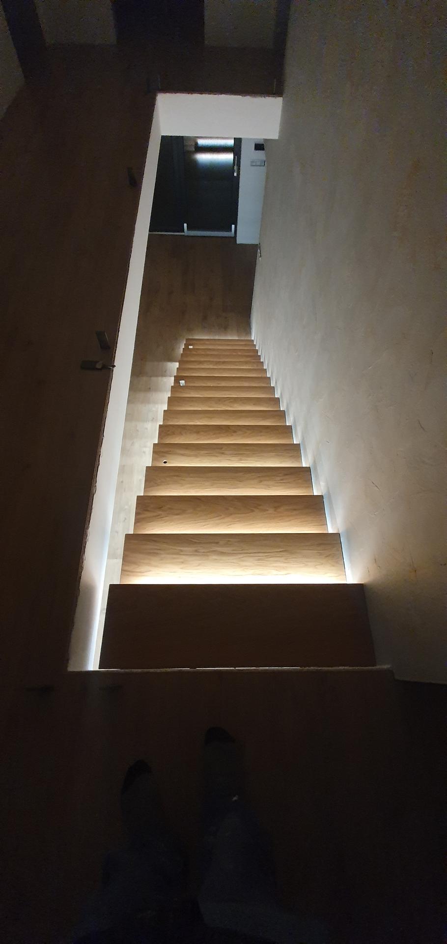 Konzolove schodisko (samonosne schody) - Obrázok č. 43
