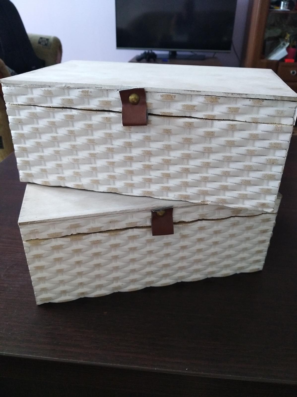 Všetko čo už máme - Krabičky na darčeky pre svedkov