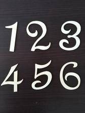 Číslovanie stolov - budem ešte strieka ť na zlato