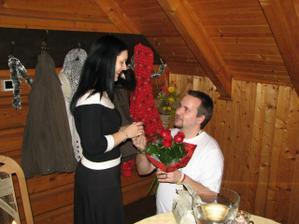 Požiadane o ruku... 5.1.2009