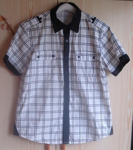Košile na mladého pána/dítě - Obrázek č. 1