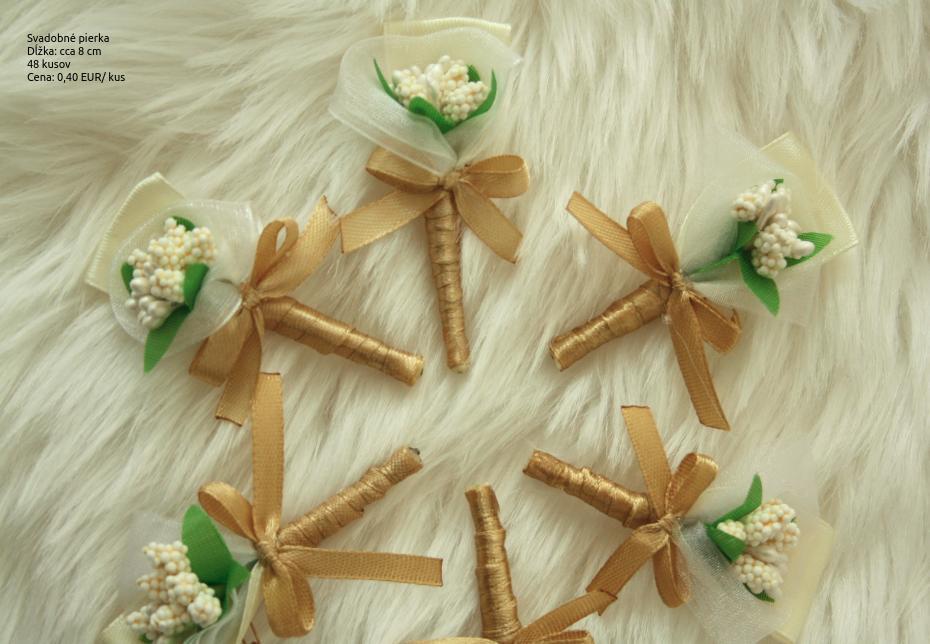 Pierka na svadbu - Obrázok č. 1