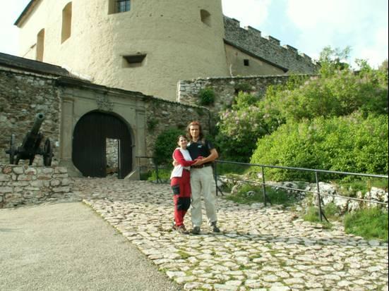 Adriána Brezovská{{_AND_}}Juraj Kleman - hrad Krásna hôrka
