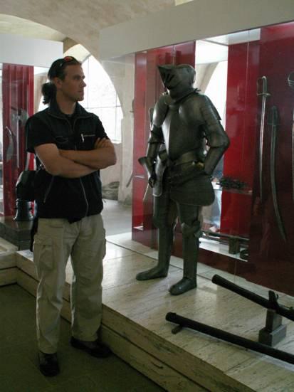 Adriána Brezovská{{_AND_}}Juraj Kleman - ... akí veľkí bojovníci písali históriu....