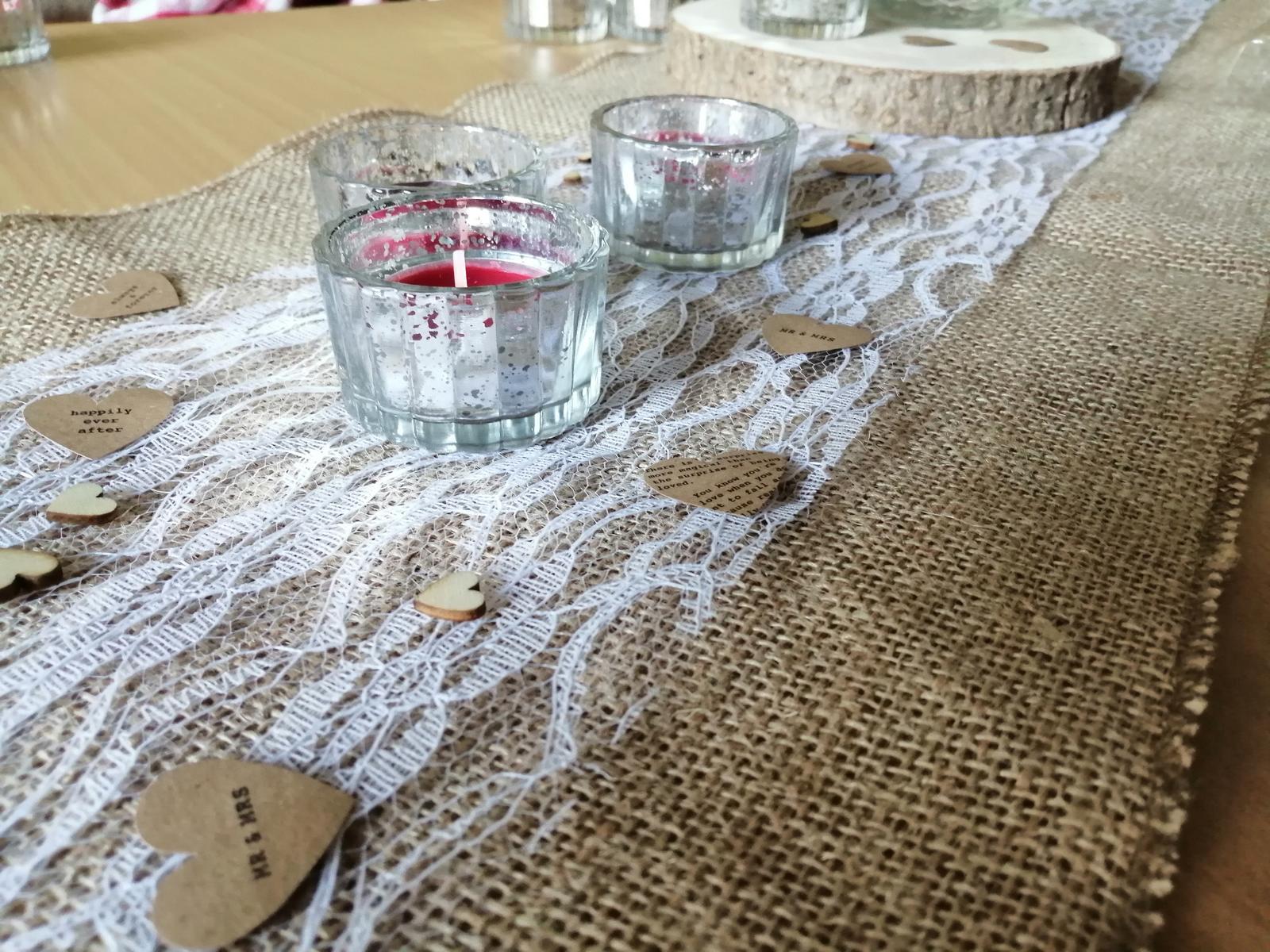 Svícny na čajové svíčky - Obrázek č. 1
